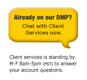 Chat with Client Services